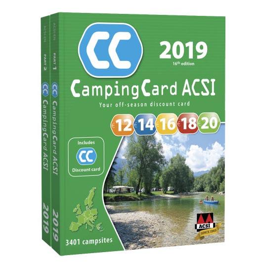 Camping Card 2019 Kempy V Evrope Se Slevou Az 50