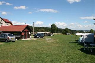 camping Žebrákov