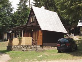 chatová osada U lesa